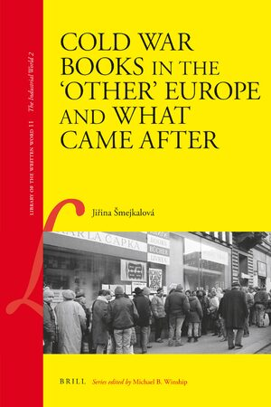 Cover Cold War Books in the 'Other' Europe and What Came After