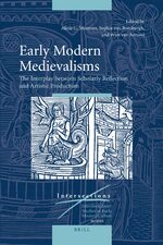 Cover Early Modern Medievalisms