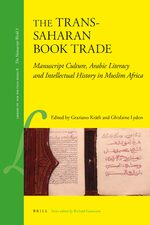 Cover The Trans-Saharan Book Trade