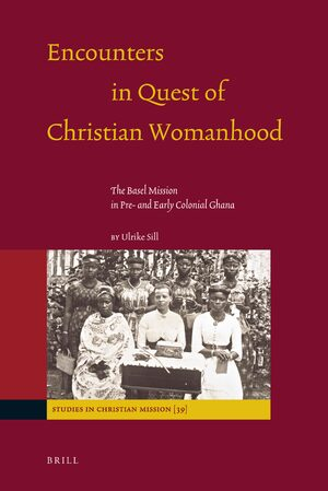 Cover Encounters in Quest of Christian Womanhood