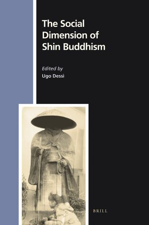 Cover The Social Dimension of Shin Buddhism