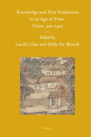 Cover Knowledge and Text Production in an Age of Print: China, 900-1400