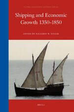 Cover Shipping and Economic Growth 1350-1850