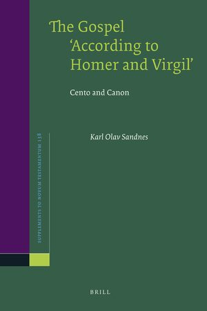 Cover The Gospel 'According to Homer and Virgil'