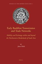 Cover Early Buddhist Transmission and Trade Networks