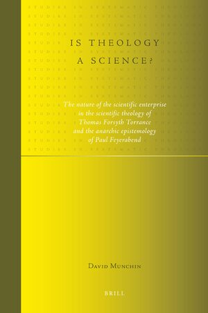 Cover Is theology a science?