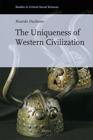 Cover The Uniqueness of Western Civilization