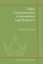 Global Constitutionalism in International Legal Perspective