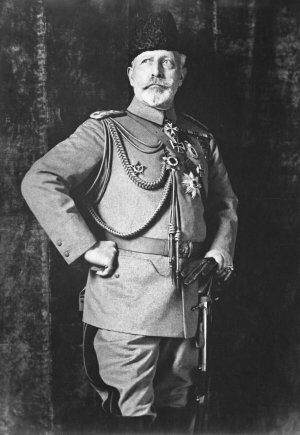 Archive of former Kaiser Wilhelm II of Germany, 1918-1941