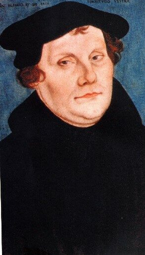 Cover Lutheran Reformation