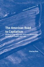 Cover The American Road to Capitalism