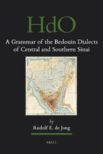 Cover A Grammar of the Bedouin Dialects of Central and Southern Sinai