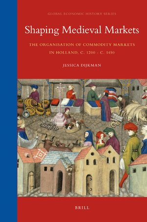 Cover Shaping Medieval Markets