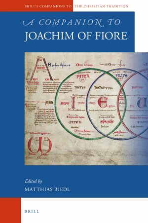 Cover A Companion to Joachim of Fiore