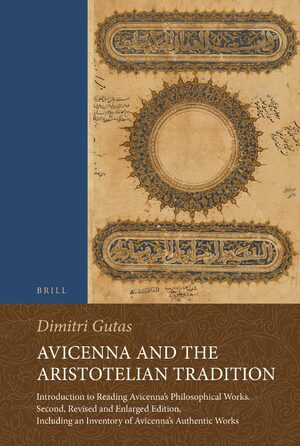 Cover Avicenna and the Aristotelian Tradition