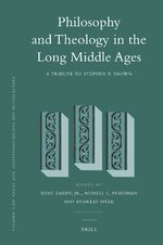 Cover Philosophy and Theology in the Long Middle Ages