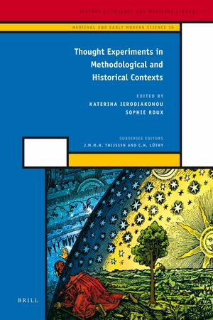 Cover Thought Experiments in Methodological and Historical Contexts