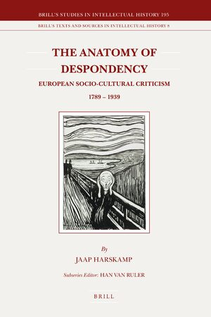 Cover The Anatomy of Despondency