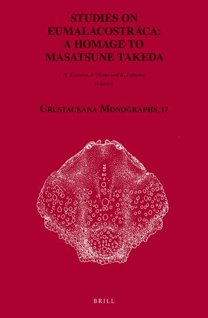 Cover Studies on Eumalacostraca: a homage to Masatsune Takeda