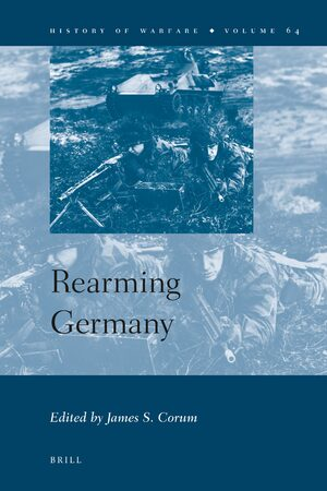 Cover Rearming Germany