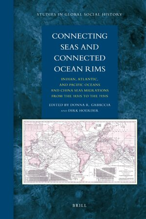 Cover Connecting Seas and Connected Ocean Rims