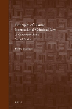 Cover Principles of Islamic International Criminal Law