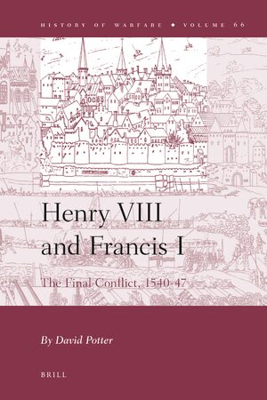 Cover Henry VIII and Francis I