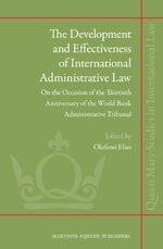 The Development and Effectiveness of International Administrative Law