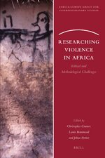 Cover Researching Violence in Africa