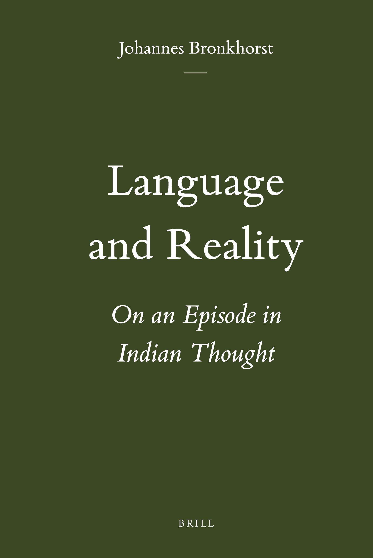 LANGUAGE AND REALITY EPUB DOWNLOAD