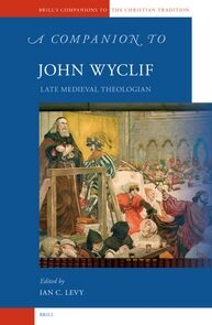 Cover A Companion to John Wyclif