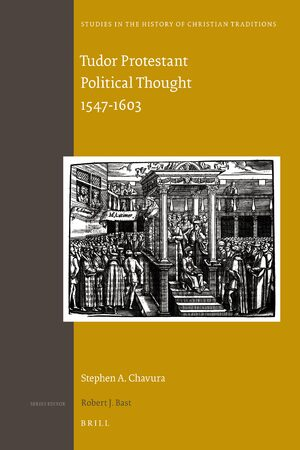Cover Tudor Protestant Political Thought 1547-1603