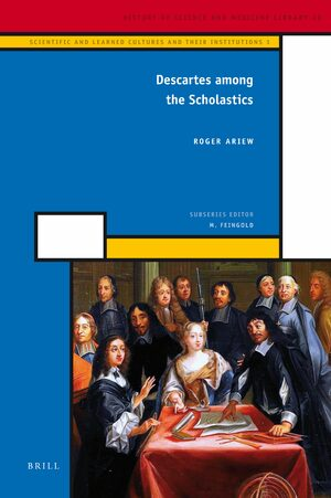 Cover Descartes among the Scholastics