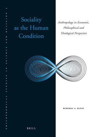 Cover Sociality as the Human Condition