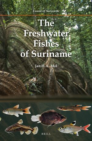 Cover The Freshwater Fishes of Suriname