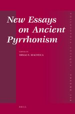 Cover New Essays on Ancient Pyrrhonism