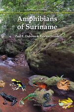 Cover Amphibians of Suriname