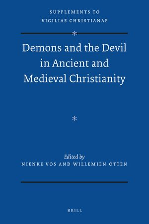 Cover Demons and the Devil in Ancient and Medieval Christianity