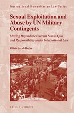 Cover Sexual Exploitation and Abuse by UN Military Contingents