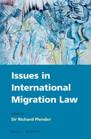 Cover Issues in International Migration Law