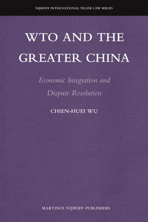 Cover WTO and the Greater China