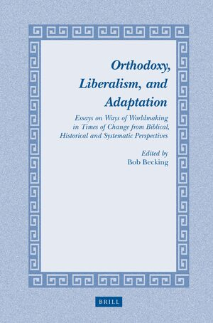 Cover Orthodoxy, Liberalism, and Adaptation