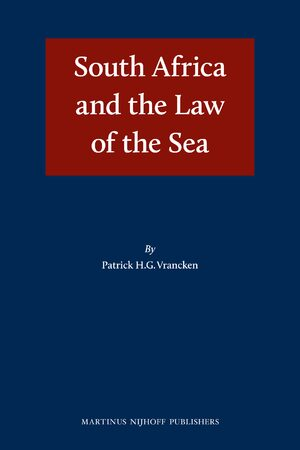 Cover South Africa and the Law of the Sea