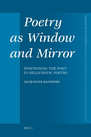 Cover Poetry as Window and Mirror