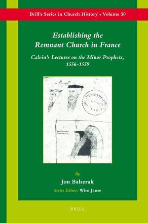 Cover Establishing the Remnant Church in France