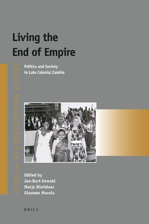 Cover Living the End of Empire