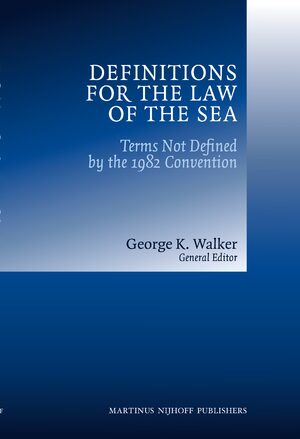 Cover Definitions for the Law of the Sea