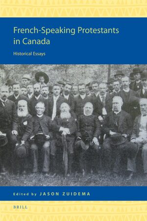 Cover French-Speaking Protestants in Canada