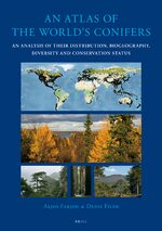 Cover An Atlas of the World's Conifers