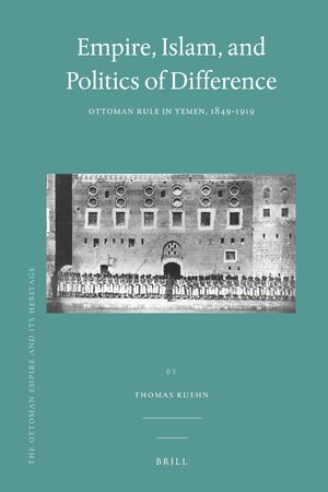 Cover Empire, Islam, and Politics of Difference